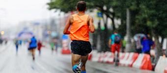 How To Handle Rain On Race Day