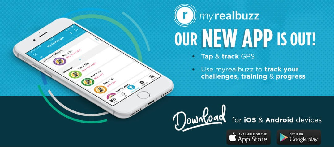 Introducing the realbuzz app myrealbuzz