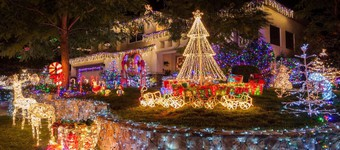 Top 10 Ways To Escape The Christmas Mayhem