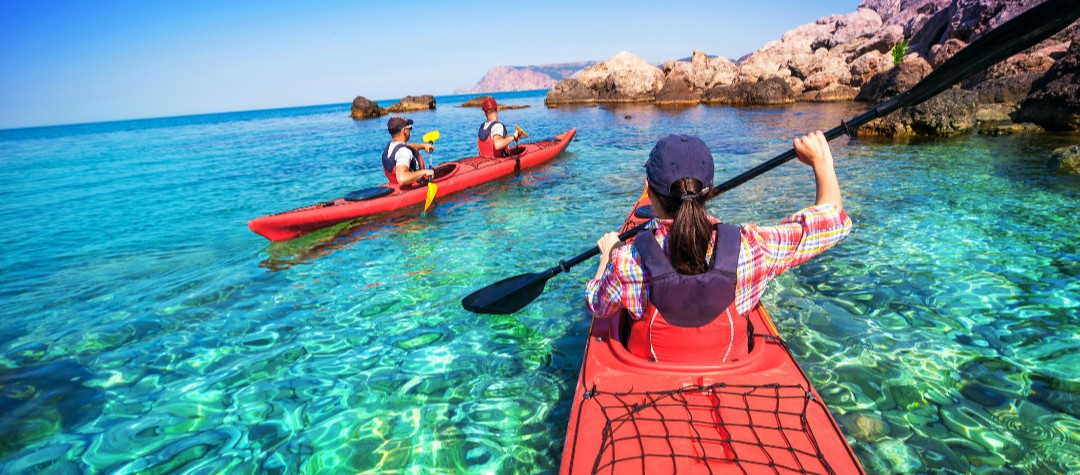 Introduction To Canoeing And Kayaking
