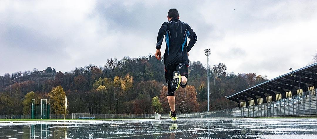 Marathon Training In All Weather