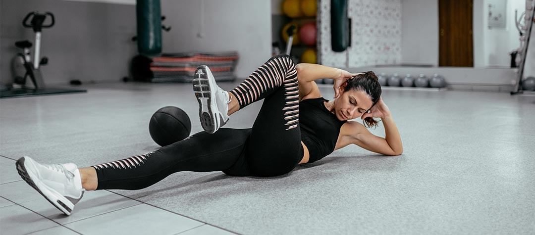 The 4-Minute Flat Stomach Workout