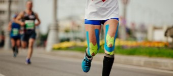 How Kinesiology (KT) Tape Can Benefit Runners