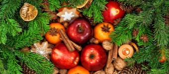 10 Ways To Have A Healthier Christmas