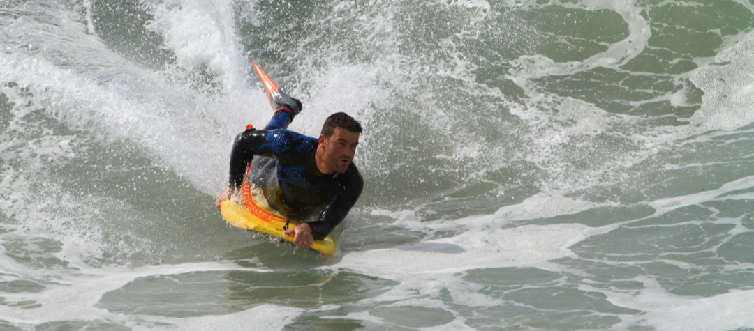 Introduction To Bodyboarding