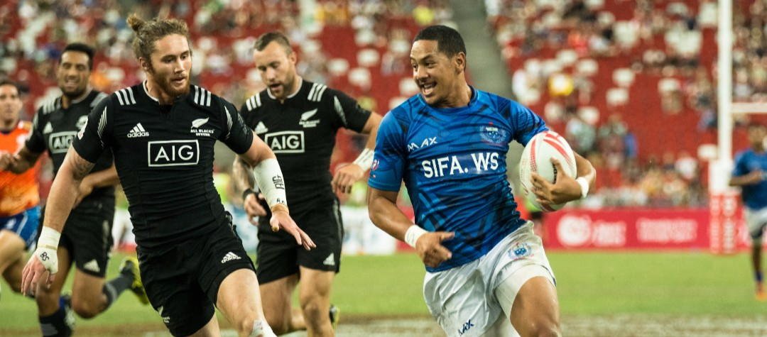 An Introduction To Rugby Sevens