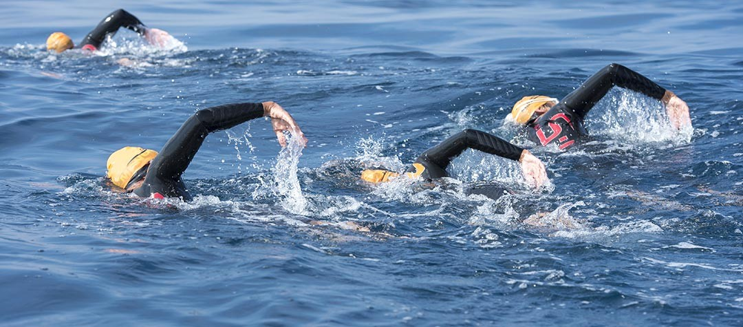 Triathlon Race Day Tips For Swimming Success