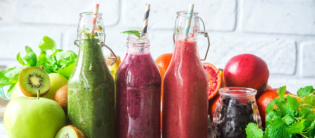 Top 3 Recovery And Refuelling Smoothies
