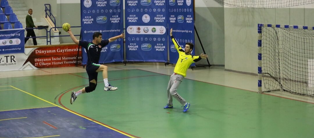The Handball Court