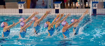 Synchronised Swimming Competitions