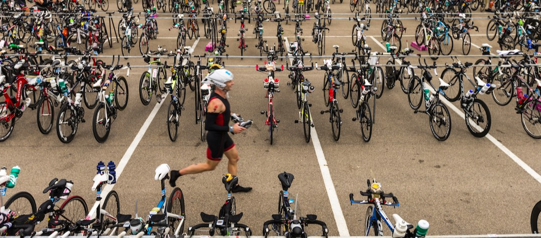 Making The Triathlon Move From Sprint To Ironman
