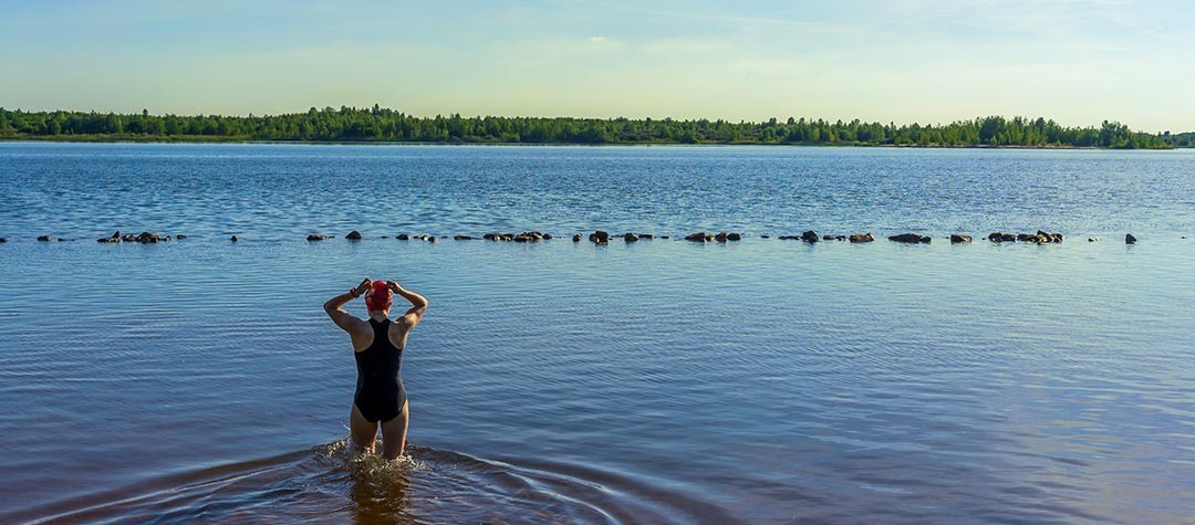 Top 10 Reasons To Take Up Open Water Swimming