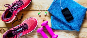 Essential And Non-Essential Kit For Exercise