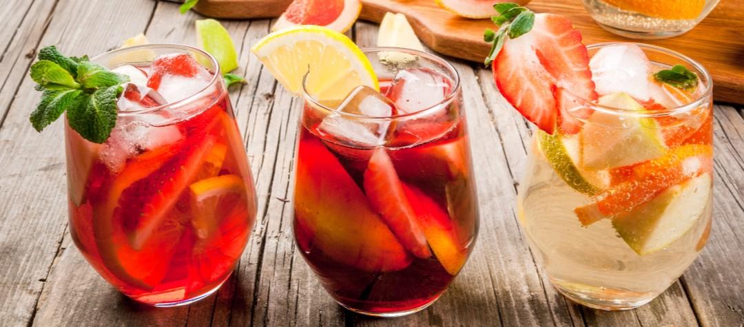7 Mocktails For Booze Free Weekends