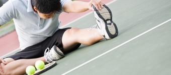 Warm-Up And Stretching For Tennis Players