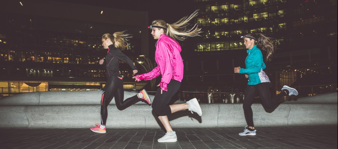 Safety Tips For Runners