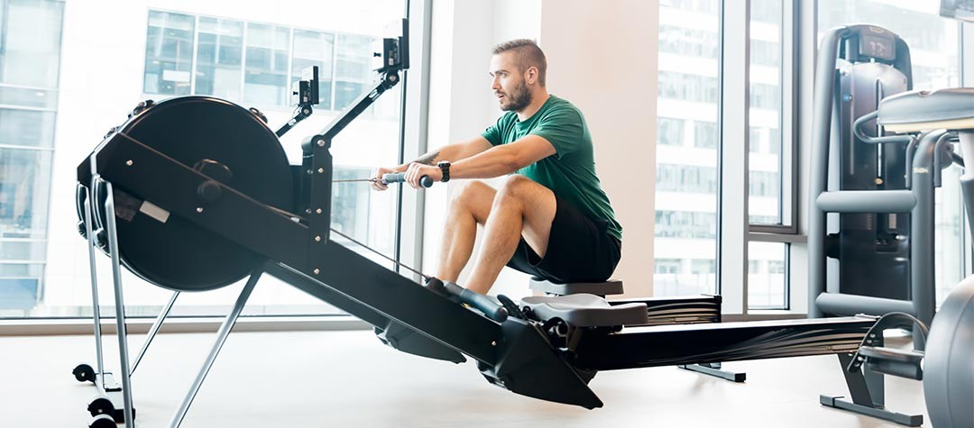Using A Rowing Machine For Fitness