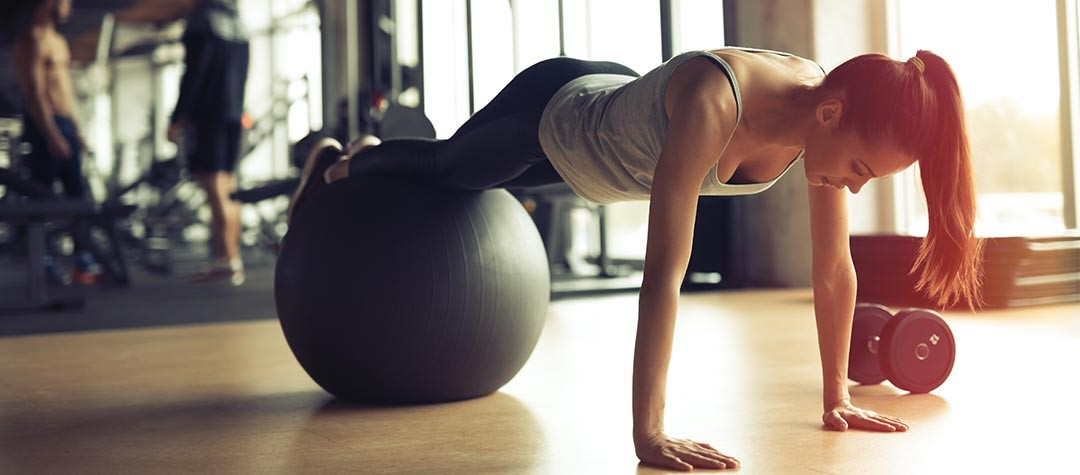 Stability Ball Workout Guide
