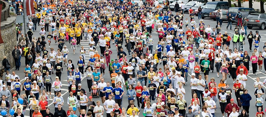 Strategies For Coping With The Second Half Of A Marathon
