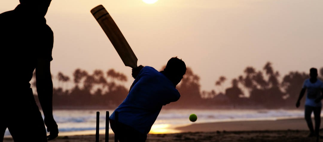An Introduction To Beach Cricket