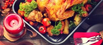 Healthier Christmas Dinners
