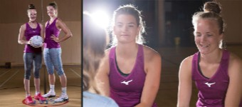 Getting to know… England Roses netball stars