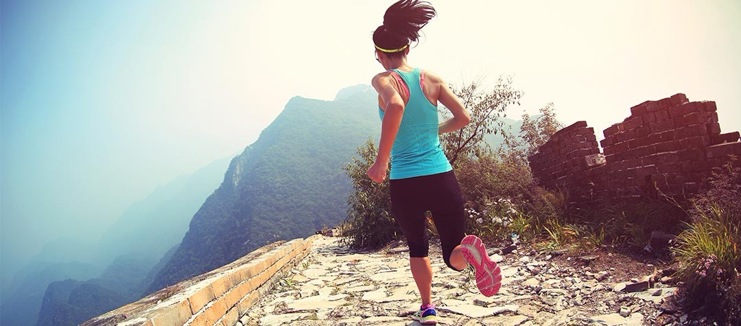 The World's 10 Most Spectacular Running Routes
