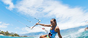 Introduction To Kite Surfing