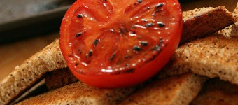 Nutritious Devilled Tomatoes On Toast Recipe