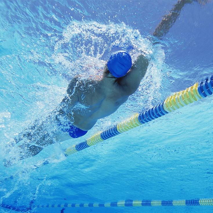 Pool Swimming Technique