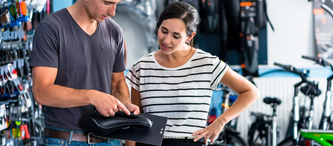 Choosing A Saddle For Your Road Bike
