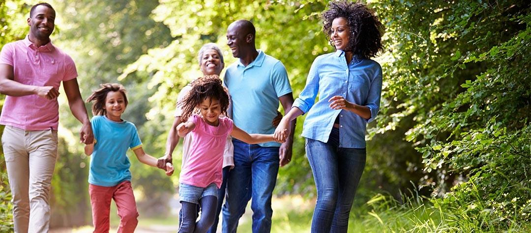 Healthy Family Fitness Activity Ideas