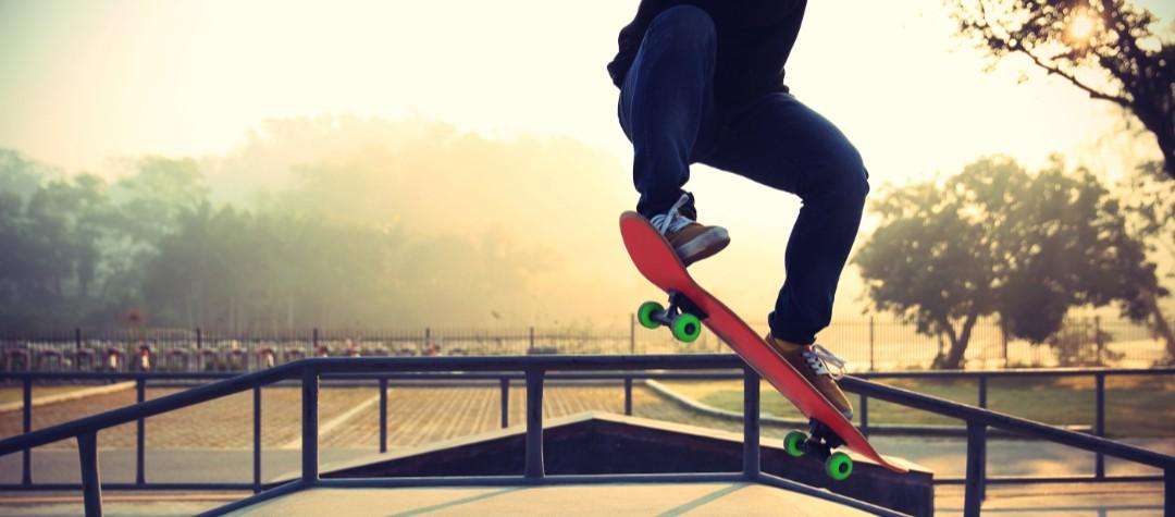 Skateboarding Skills For Beginners
