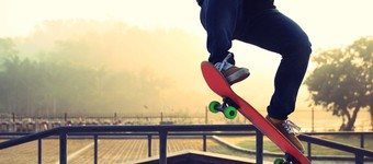 Skateboarding Skills For Beginners