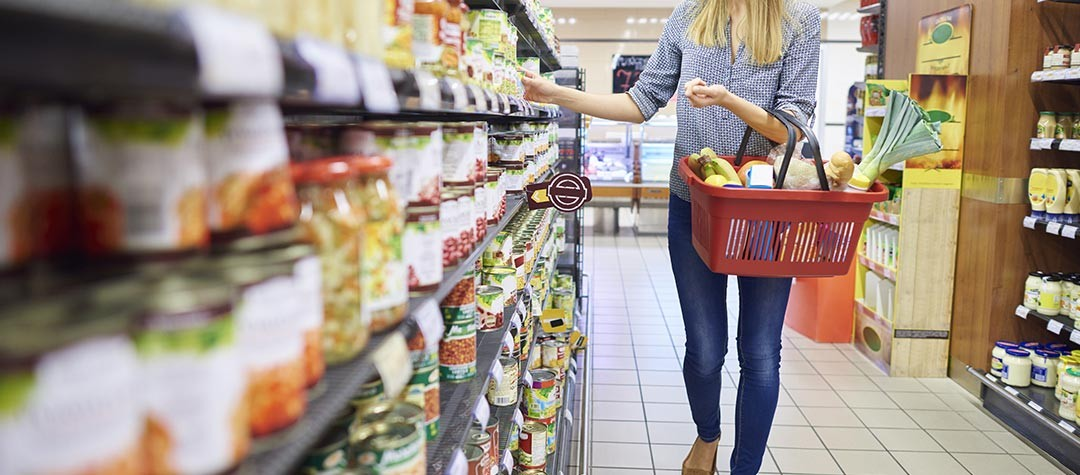 Healthy Food Shopping Tips