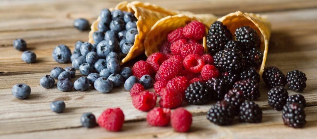 Top 5 Flat-Belly Foods