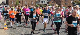 Tackling The Mental Battle Of A 10k