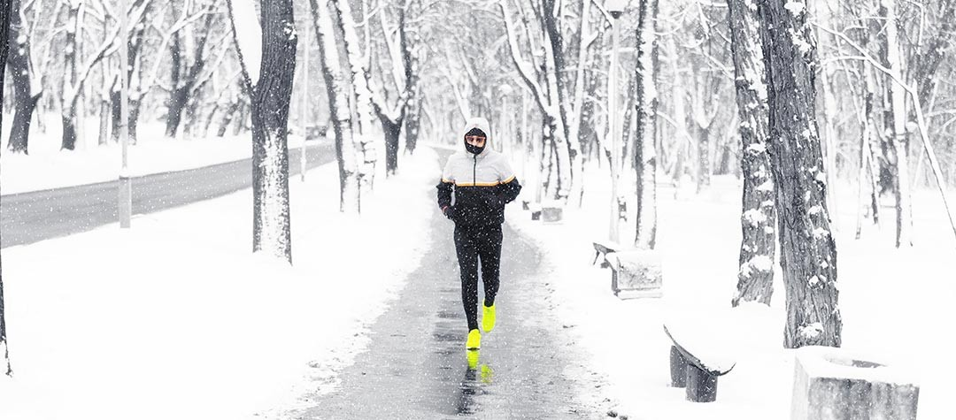 Tips For Running In Snowy And Icy Conditions