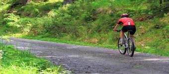 The Basics Of Mountain Bike Training