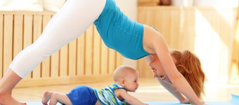 Get Back In Shape After A Baby