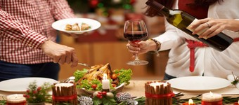 Top 10 Ways To Eat And Drink Healthily At Christmas
