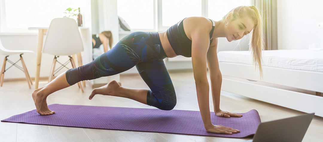 The 30 minute lunch time home workout - No equipment needed