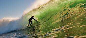 Surfing Wave Types