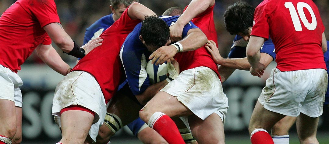 The Rules Of Rugby Union