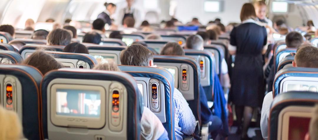 Keeping Fit On An Aeroplane Flight
