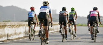 How To Train For A Long Distance Cycle Event
