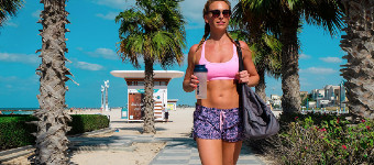 Staying Fit On Holiday - 8 Essential Items You Need To Pack