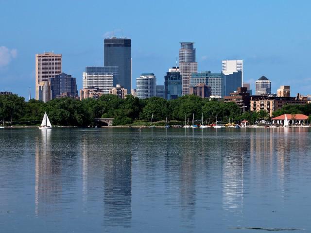 The Lakes, Minneapolis, USA