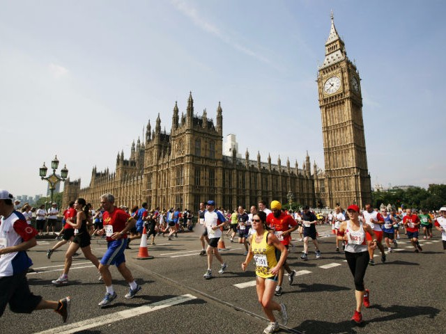 Run the Virgin Money London Marathon