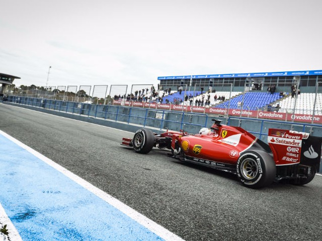Drive a Formula One car